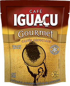 Café solúvel Gourmet