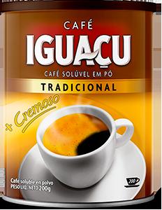 Café solúvel Tradicional