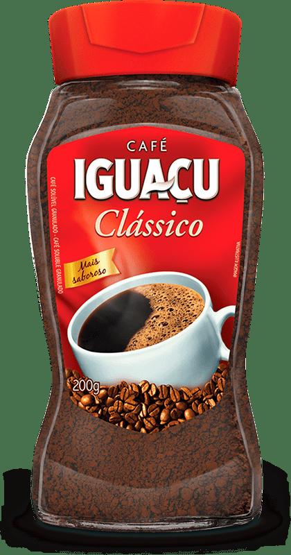 Café solúvel Clássico