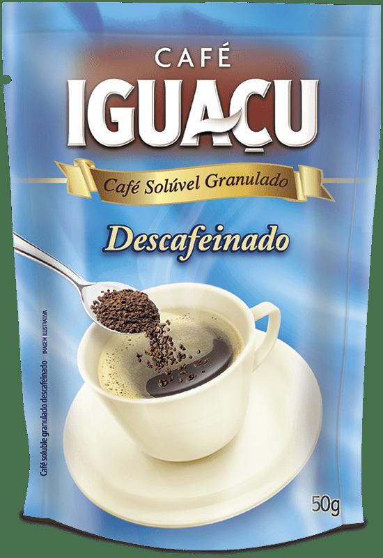 Café solúvel Descafeinado